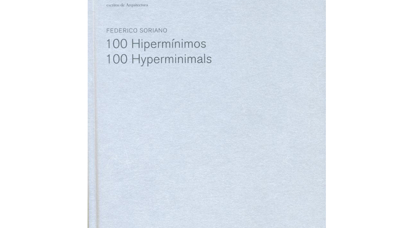 100 Hipermínimos / 100 Hyperminimals | Premis FAD 2010 | Thought and Criticism