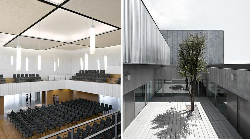 Temple protestant | Premis FAD 2011 | Arquitectura