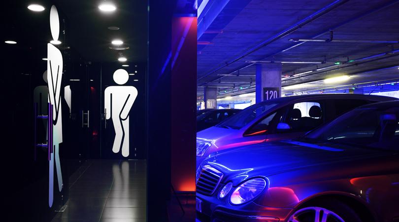 Parking avenida libertad | Premis FAD 2011 | Interiorisme