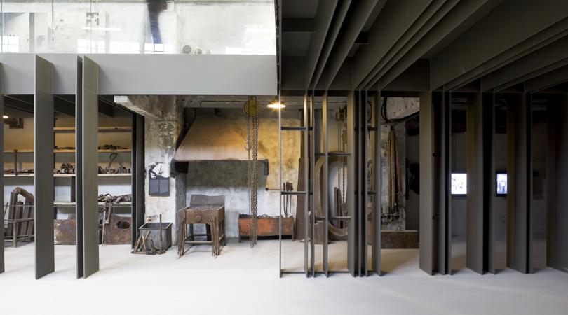 Chillida lantoki | Premis FAD 2011 | Interiorisme