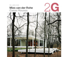 2G - MIES VAN DER ROHE, CASAS / HOUSES nº 48/49 | Premis FAD  | Thought and Criticism