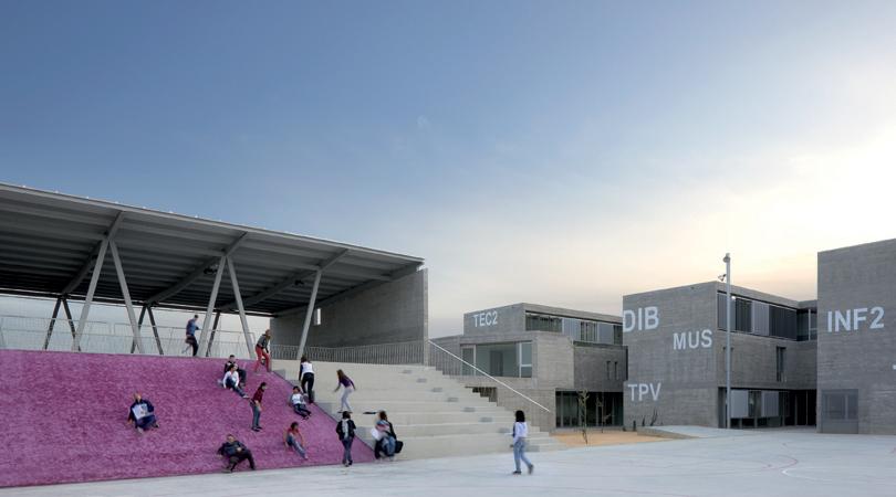 Instituto de Enseñanza Secundaria: IES Rafal | Premis FAD 2010 | Architecture
