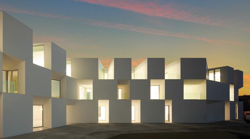 Lar de idosos em alcacer do sal | Premis FAD 2011 | Arquitectura