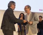 Premi a la trajectòria JUAN JOSÉ LAHUERTA | Premis FAD  | Pensament i Crítica