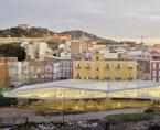 Cubierta para el parque arqueológico del Molinete | Premis FAD 2012 | Arquitectura