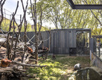 Instal·lació dels orangutans al zoo de Barcelona | Premis FAD  | Ciutat i Paisatge