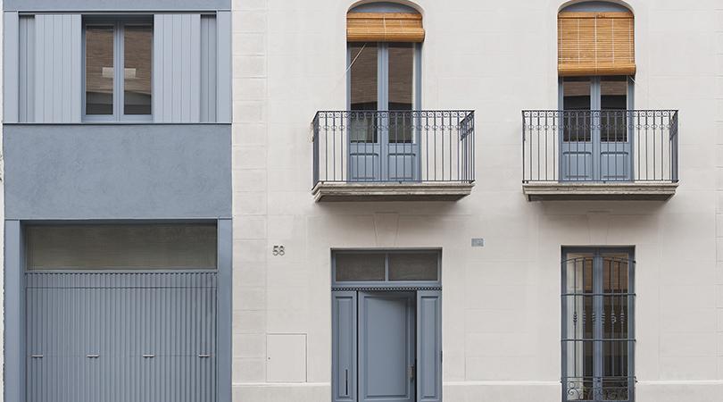 Blau - casa tranquil.la | Premis FAD 2018 | Interiorismo