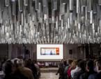 Catifa d'alumini 9x16m | Premis FAD  | Intervenciones Efímeras