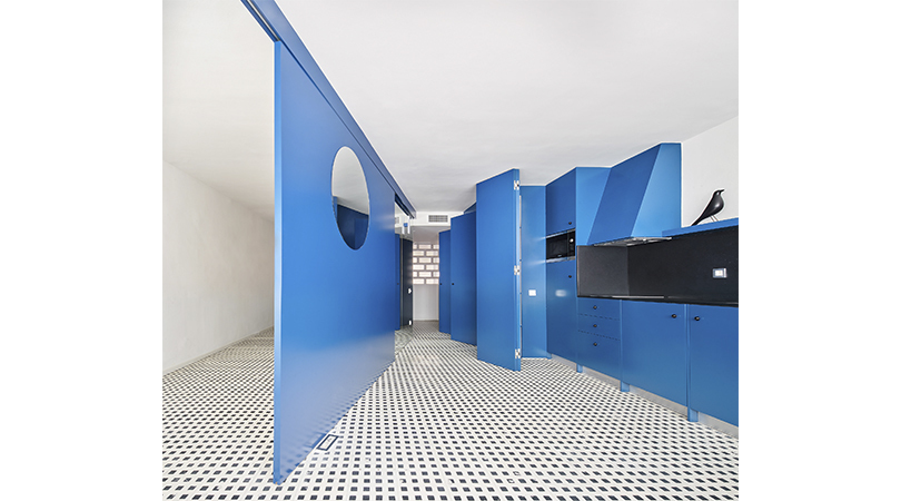 Reforma de una vivienda en el conjunto residencial escorial | Premis FAD 2020 | Interiorisme