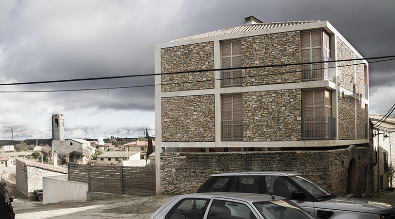 Casa a pujalt | Premis FAD 2015 | Arquitectura