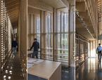 Cava Vini-vitícola Domaine de l' Hortus - Valflaunes Francia | Premis FAD  | Arquitectura
