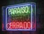 Paraíso Abierto/Cerrado - proyecto kiosco 07. Intervención en el kiosco nº 14 de la plaza Bib-Rambla, Granada | Premis FAD 2018 | Intervenciones Efímeras