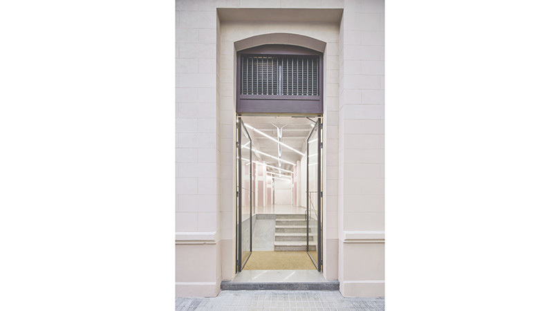 Dilalica. galeria d'art al carrer trafalgar | Premis FAD 2020 | Interiorismo