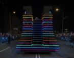 Carroza de Señorlobo / Carrozas de los Reyes Magos | Premis FAD 2017 | Intervenciones Efímeras