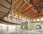 ESCOLA-CIUTAT. Cinc dècades de projectes finals de carrera d'arquitectura a Barcelona | Premis FAD  | Ephemeral Interventions