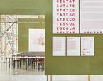 ESCOLA-CIUTAT. Cinc dècades de projectes finals de carrera d'arquitectura a Barcelona | Premis FAD  | Intervenciones Efímeras