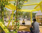 Bibliojardín | Premis FAD 2020 | Ciudad y Paisaje