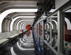Interiorisme Estació Metro Foneria L10S | Premis FAD  | Interiorismo