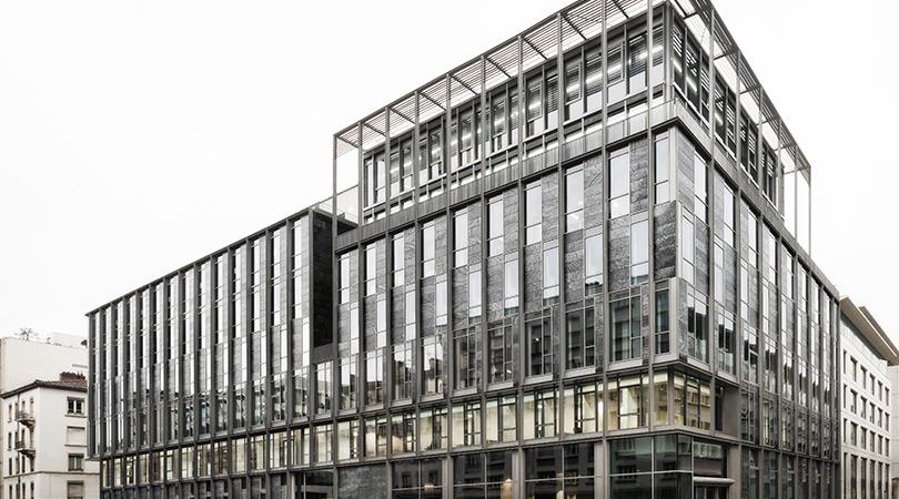 Sede de colegio de abogados, escuela de abogados y oficinas en lyon | Premis FAD 2018 | Arquitectura