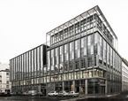 Sede de Colegio de Abogados, Escuela de Abogados y oficinas en Lyon | Premis FAD  | Arquitectura