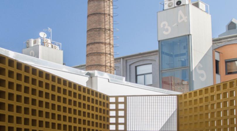 Edifici de 20 habitatges protegits al carrer ciutat de granada 44 de barcelona | Premis FAD 2015 | Arquitectura