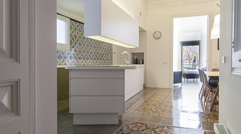 Habitatge carrer girona | Premis FAD 2015 | Interiorismo