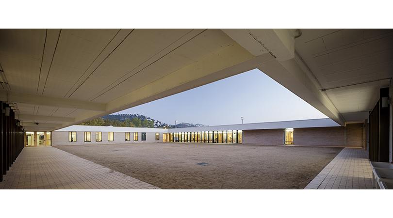 Escuela montserrat vayreda | Premis FAD 2018 | Arquitectura