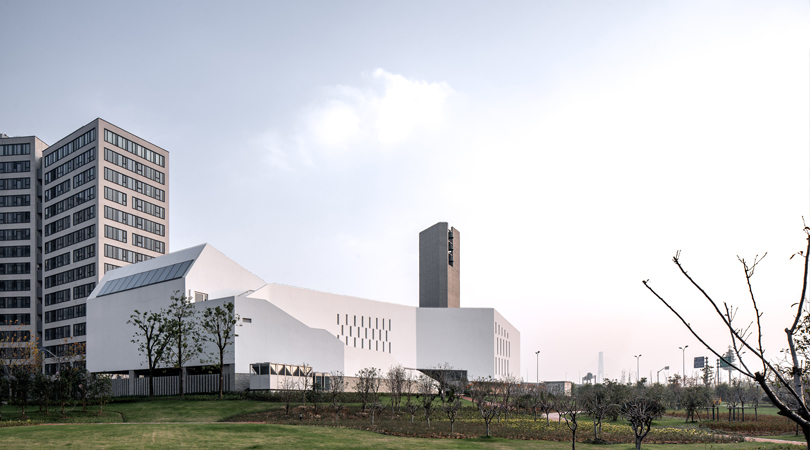 New bund district church | Premis FAD 2019 | Arquitectura