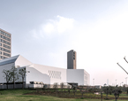 New Bund District Church | Premis FAD  | Arquitectura