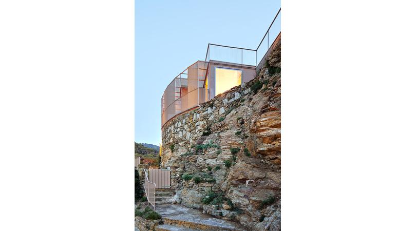 Casa bastida | Premis FAD 2015 | Arquitectura
