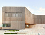 Centre de Medicina Comparativa i Bio-Imatge a Can Ruti | Premis FAD  | Arquitectura
