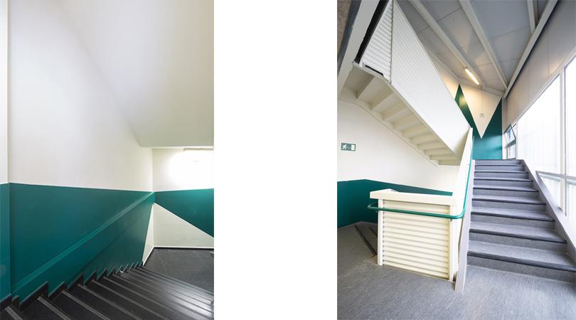 Projectes de pintura i revestiments per a les escoles del ceb 2019 | Premis FAD 2020 | Interiorismo