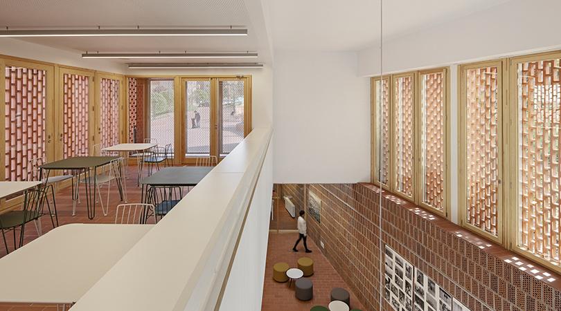 Casal de barri de trinitat nova, barcelona | Premis FAD 2019 | Arquitectura