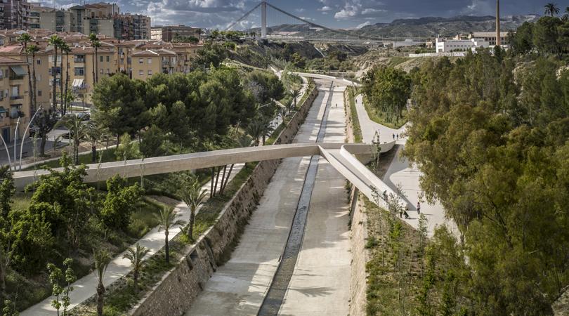 El valle trenzado, fase 1b | Premis FAD 2014 | Ciudad y Paisaje