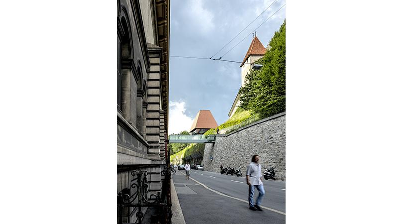 Parlament vaudois | Premis FAD 2018 | Internacional Arquitectura