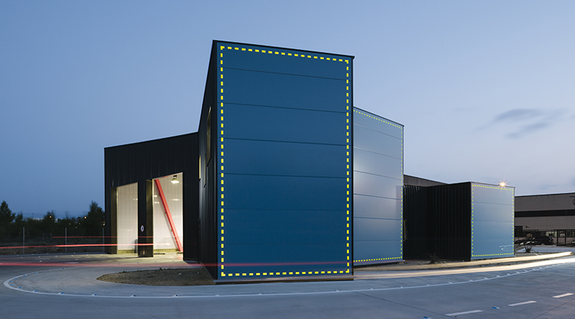 Kinetic mot-to | Premis FAD 2020 | Arquitectura