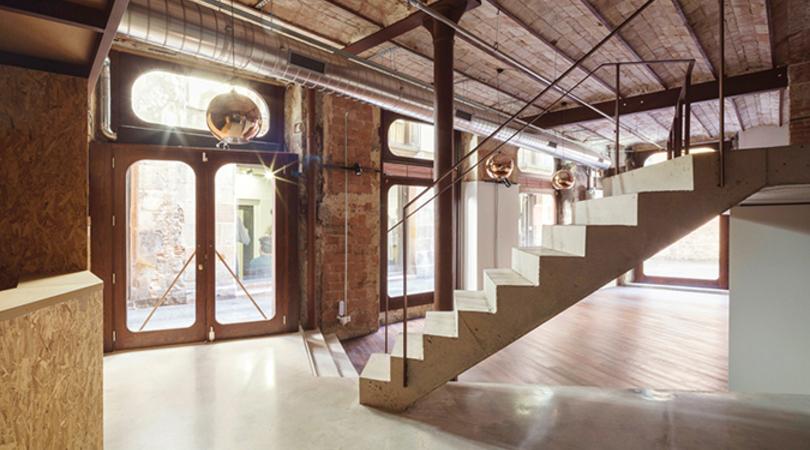 Beates | Premis FAD 2018 | Interiorisme