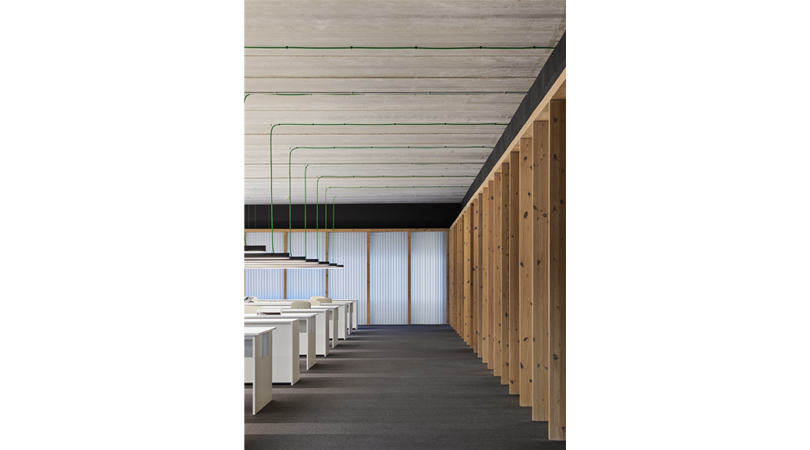 M&r precision parts headquarters | Premis FAD 2020 | Interiorisme