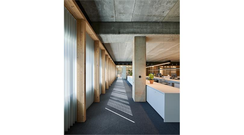 M&r precision parts headquarters | Premis FAD 2020 | Interiorismo
