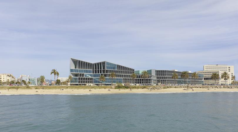 Palacio de congresos y hotel en palma | Premis FAD 2018 | Arquitectura