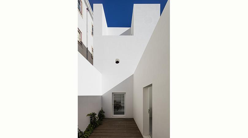 Casa em alfama | Premis FAD 2017 | Architecture