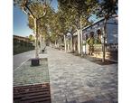 Reurbanització del carrer Matas | Premis FAD  | Ciudad y Paisaje