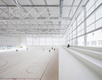 Polideportivo para la Universidad Francisco de Vitoria | Premis FAD 2017 | Architecture