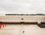 UMA PRAÇA NO VERÃO, Centro Cultural de Belém, Lisboa | Premis FAD 2018 | Intervenciones Efímeras
