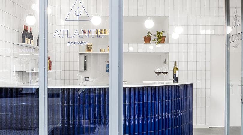 Atlantis gastro bar | Premis FAD 2019 | Interiorisme